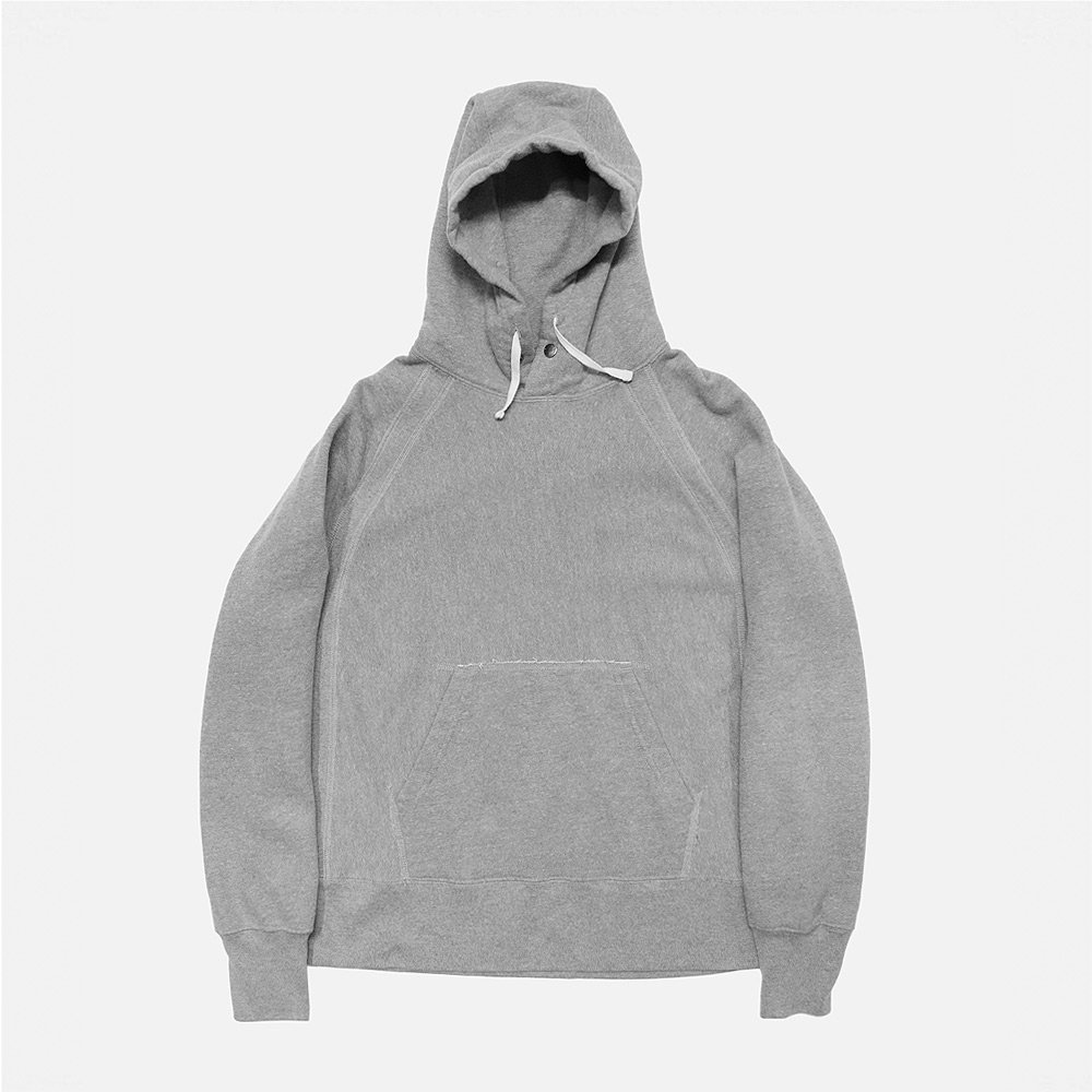 EG Raglan Hoody Fleece SP Washed