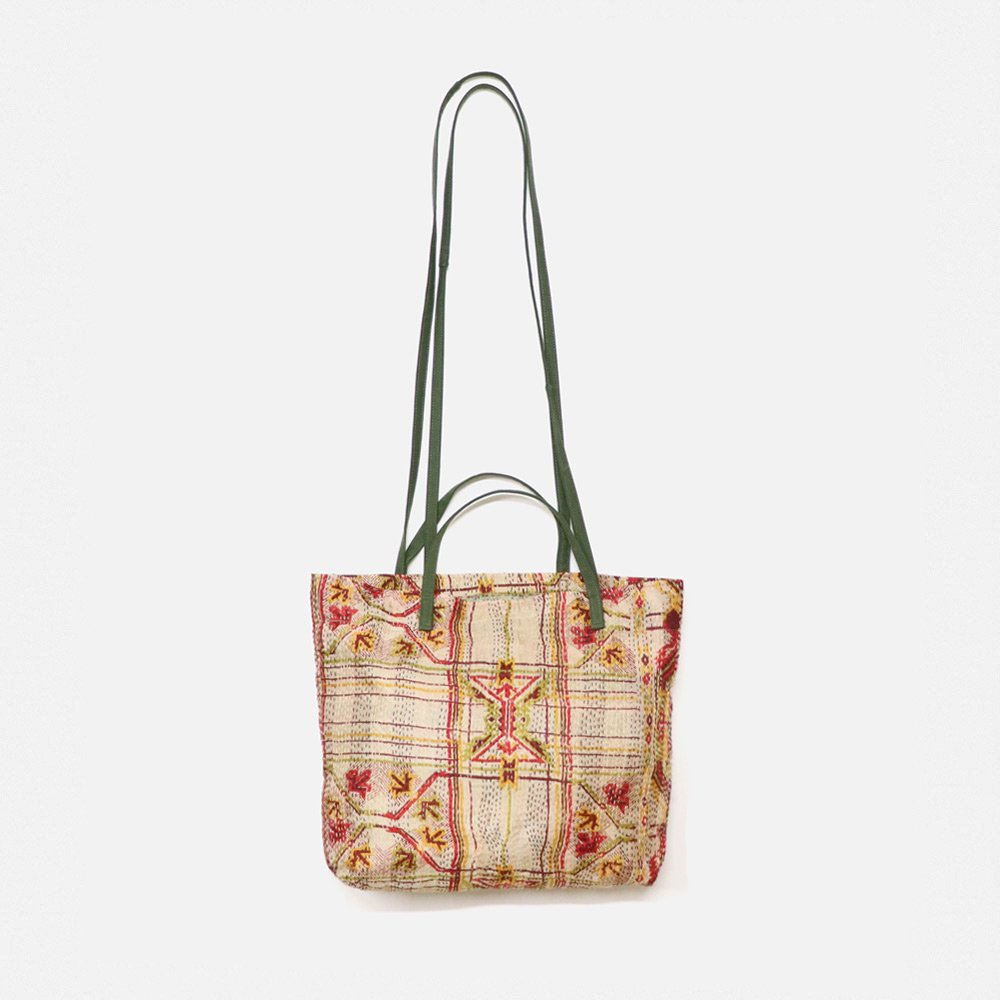 Dahl'ia Kantha Reversible Bag