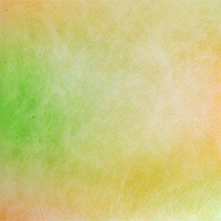 カラーペーパー グリーンオレンジ