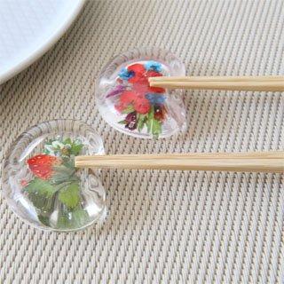 豆型箸置き(2個組)