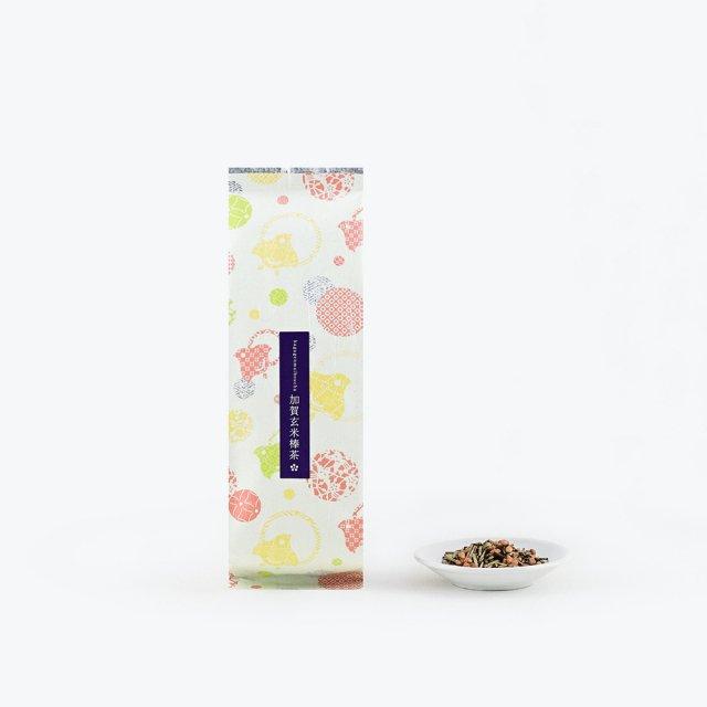 加賀玄米棒茶