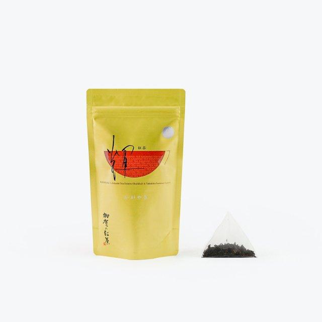 加賀の紅茶「輝」ティーバッグ