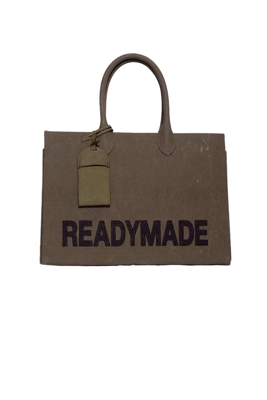 SHOPPING BAG 35 LOGO