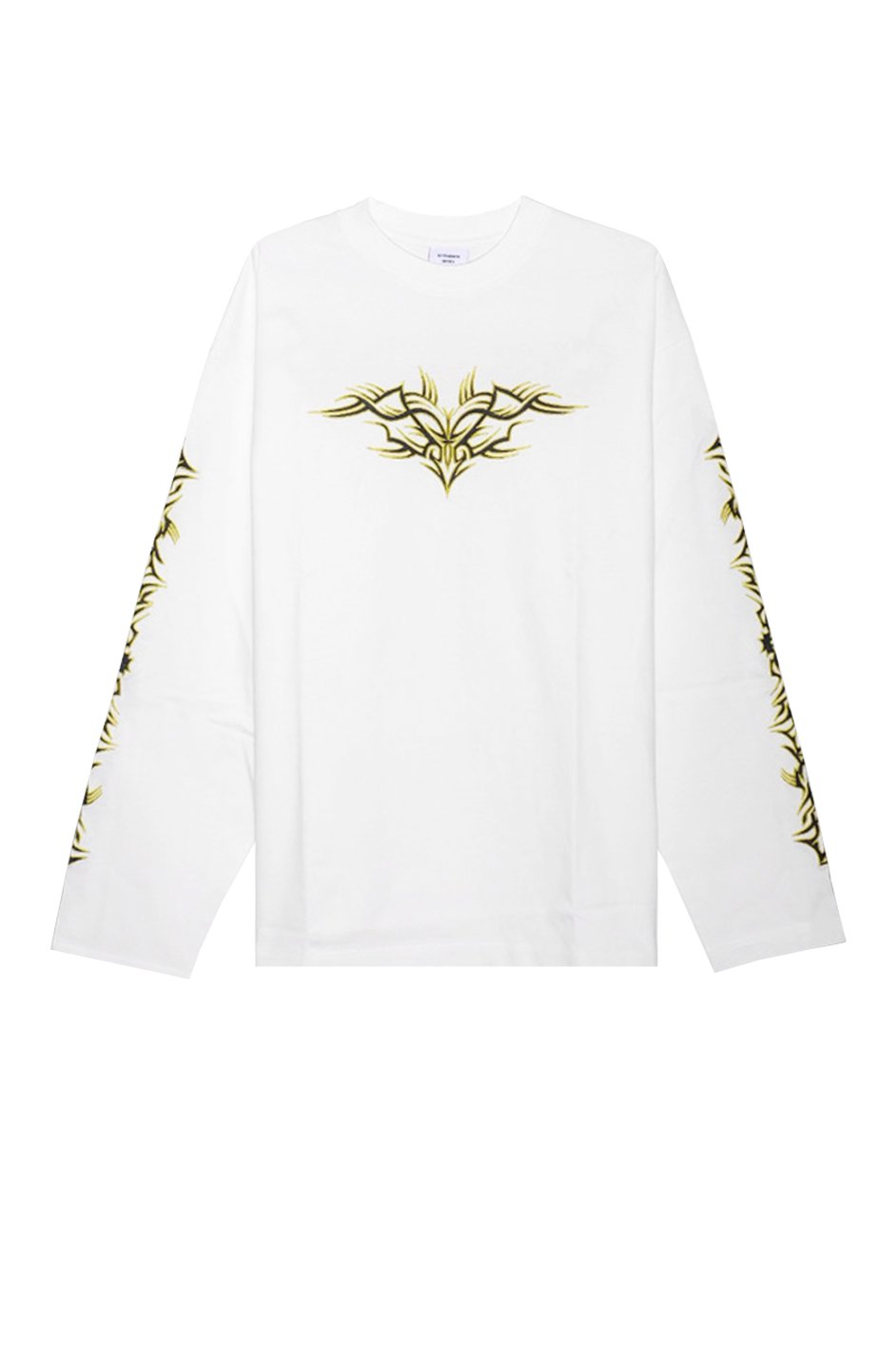 TRIBAL EMBROIDERED LONGSLEEVE