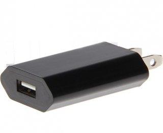 【在庫あり★即納可能】USBポート付き ACアダプタ充電器★USB充電用★別売りのケーブルと組み合わせて使えば家庭用電源でスマホを充電できちゃいまぁす♪【2313603/2313604】