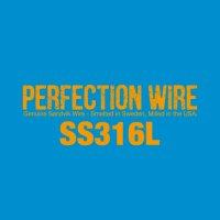 【納期最長1ヶ月】PERFECTION WIRE SS316L★パーフェクション ワイヤー ステンレススチール(エスエス)★SAITO WIRE vapors creation サイトー ワイヤー