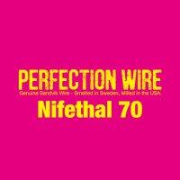 PERFECTION WIRE Nifethal 70★パーフェクション ワイヤー ニフェタル★SAITO WIRE vapors creation サイトー ワイヤー ベイパーズ クリエイション