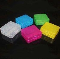 【在庫あり★即納可能】VAPEバッテリー26650×2本 収納可 プラスチック製 保護収納ケース