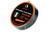 【即納】Geek Vape Kanthal A1 Caterpillar Track Wire 28GA×4+30GA 10ft