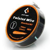【在庫あり★即納可能】Geek Vape Atomizer DIY Twisted Wire KA1 26GA+Ribbon 15ft (約5m)
