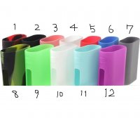 【即納】Vape Eleaf iStick Pico 75W用 シリコンケース 12色★ベイプ イーリーフ アイスティック ピコ カバー【新品・未開封】