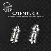 <img class='new_mark_img1' src='https://img.shop-pro.jp/img/new/icons61.gif' style='border:none;display:inline;margin:0px;padding:0px;width:auto;' />Ambition MODS GATE MTL RTA★アンビションモッズ ゲート エムティーエル アールティーエー★リビルダブル タンク アトマイザー