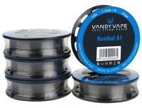 Vandyvape Resistance Wire Kanthal Wire Vape Wires★バンディーベイプ カンタル ワイヤー 単線