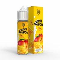 【在庫あり★即納可能】Chronic Juice PEACH MANGO 60ml★ニコチン濃度0%★VAPE・ベイプ インドネシア製 クロニックジュース ピーチマンゴー