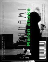 【在庫あり★即納可能】国産 電子タバコ用リキッド TAMA VAPE IZANAMI MELON SHAKE 30ml/65ml★タマベイプ イザナミ メロンシェイク 日本生産