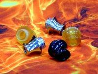 GRAM Drip Tips FUJI DUCK 510 ドリップチップ★SS/ウルテム/ブラック★グラム ドリップチップス フジダック 510スレッド ドリチ
