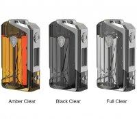 【お取り寄せ★納期最長約1ヶ月】リンコー ジェリーボックス 228W デュアル 18650 バッテリー Box Mod(アトマイザーなし・電池なし)