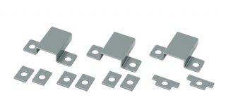 三菱 電気温水器部材 脚固定金具 (1セット3個入) GZ-6E