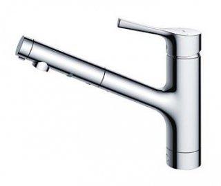 TOTO TKS05305J 台付シングル混合水栓(ハンドシャワー・吐水切り替えタイプ) GGシリーズ 一般地用
