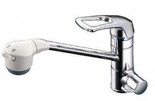 TOTO TKG38BSA 浄水器兼用混合水栓(ビルトイン形) 元止め式台付シングル混合水栓