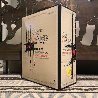 キュヴェ・デ・ガレ2020(3L)