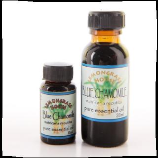 ブルーカモミールエッセンシャルオイル Blue Chamomile Essential Oil