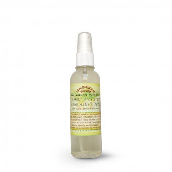 ジャスミンルームスプレー Jasmine Absolute Aromatic Room & Pillow Spray