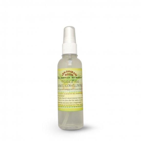フランジパニルームスプレー Frangipani Aromatic Room & Pillow Spray