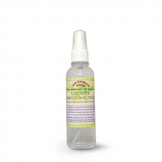 ラベンダールームスプレー Lavender Aromatic Room & Pillow Spray