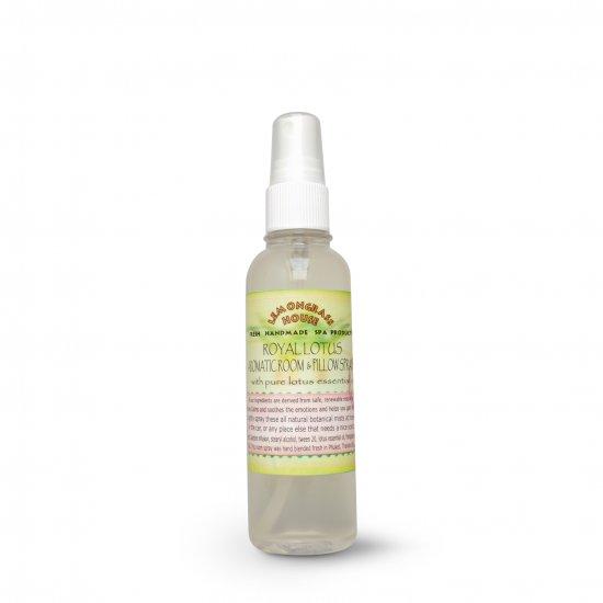 ロイヤルロータスルームスプレー Royal Lotus Aromatic Room & Pillow Spray