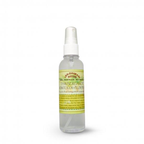 ベルガモットルームスプレー Thai Bergamot Aromatic Room & Pillow Spray