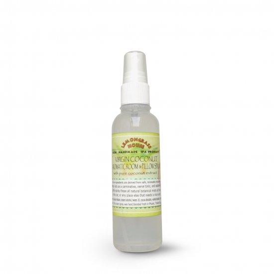 ココナッツルームスプレー Virgin Coconut Aromatic Room & Pillow Spray