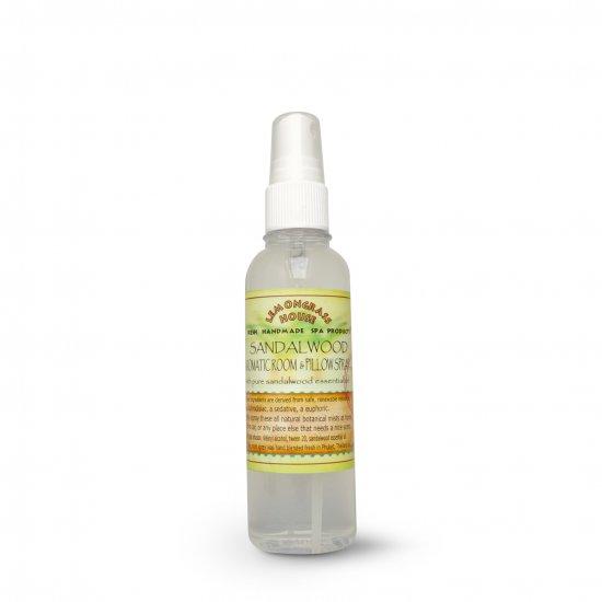 サンダルウッドルームスプレー Sandalwood Aromatic Room & Pillow Spray