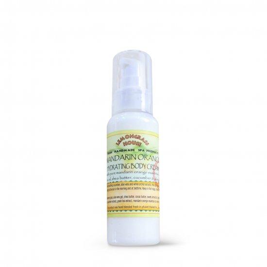 マンダリンボディクリーム Mandarin Hydrating Body Cream