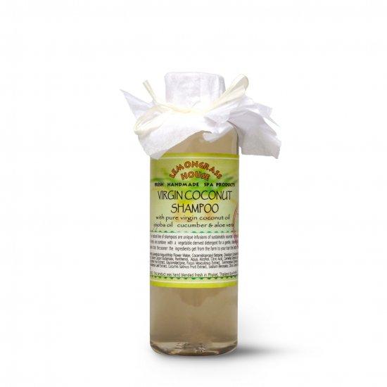 ココナッツシャンプー Virgin Coconut Shampoo