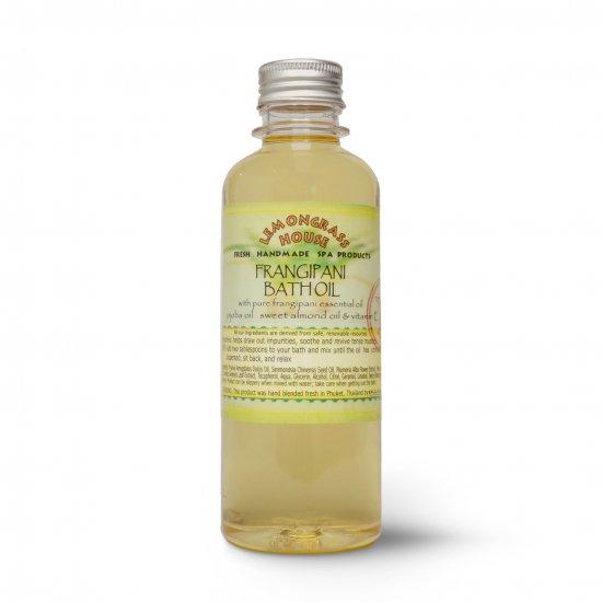 フランジパニバスオイル Frangipani Bath Oil