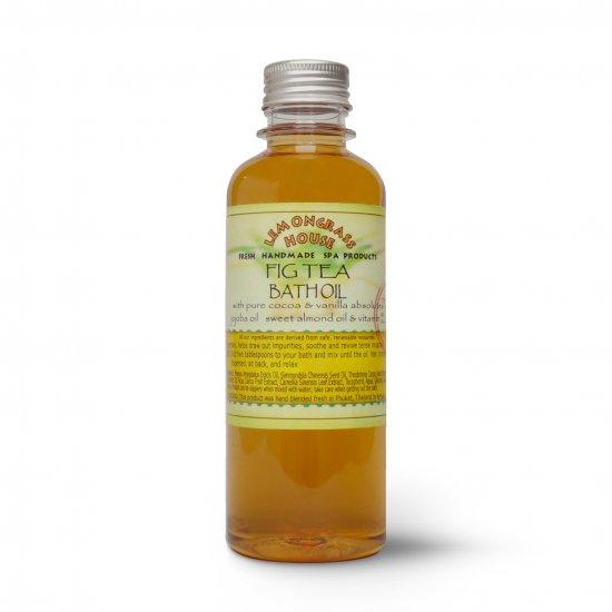 フィグティーバスオイル Fig Tea Bath Oil