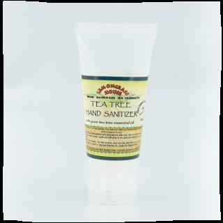 ティーツリーアルコールハンドジェル Tea Tree Hand Sanitizer 75%