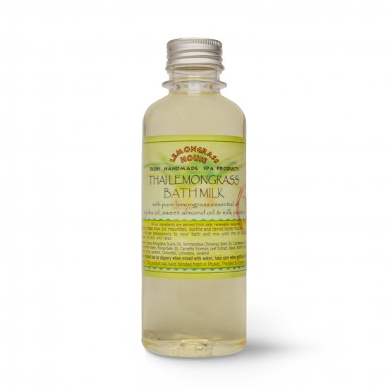 レモングラスミルクバス Lemongrass Milk Bath