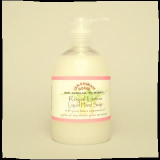 ロイヤルロータスハンドソープ Royal Lotus Liquid Hand Soap