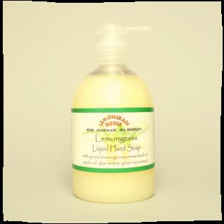 レモングラスハンドソープ Lemongrass Liquid Hand Soap