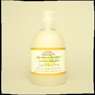 ジャスミンハンドソープ Jasmine Absolute Liquid Hand Soap