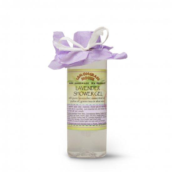 ラベンダーシャワージェル Lavender Shower Gel