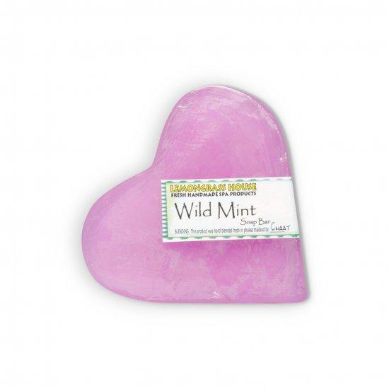 ワイルドミントソープバー Wild Mint Soap Bar