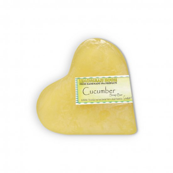 キューカンバーソープバー Cucumber Soap Bar
