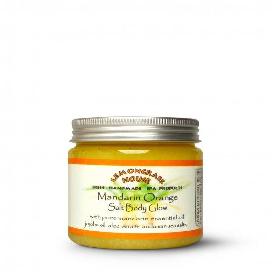 マンダリンソルトボディグロー Mandarin Salt Body Glow