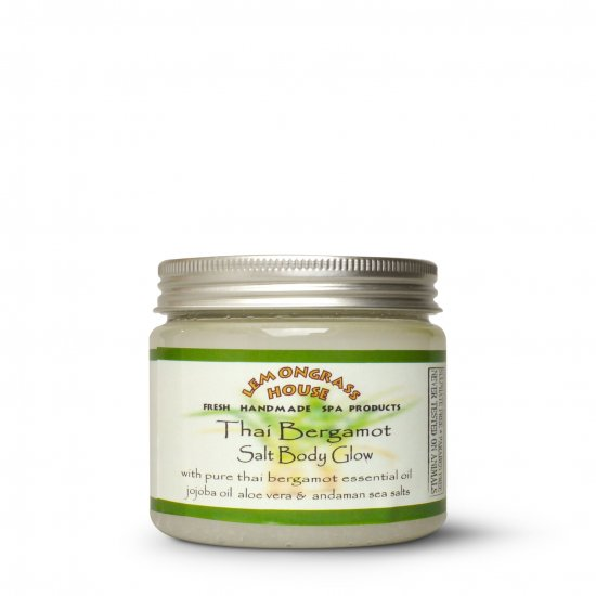 ベルガモットソルトボディグロー Thai Bergamot Salt Body Glow