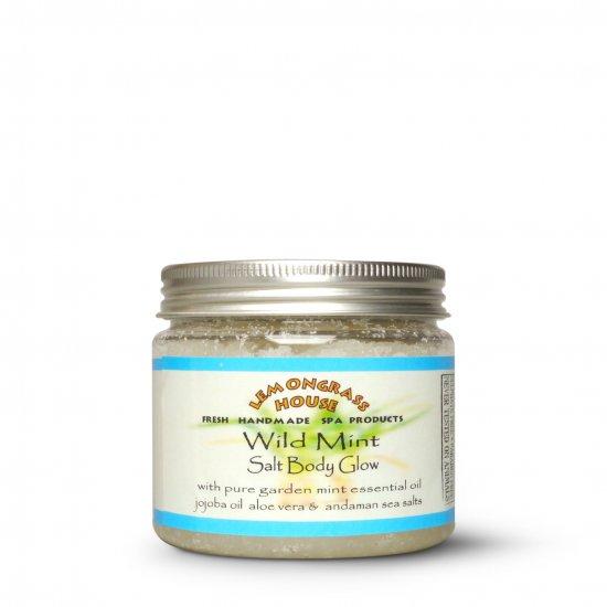 ワイルドミントソルトボディグロー Wild Mint Salt Body Glow