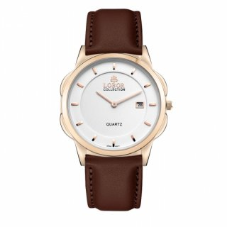 CLASSY S OXFORD BROWN 39mm
