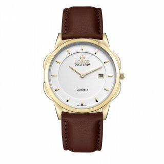 CLASSY S STAVELEY BROWN 39mm